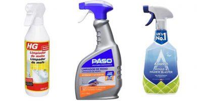 Limpiadores Antimoho